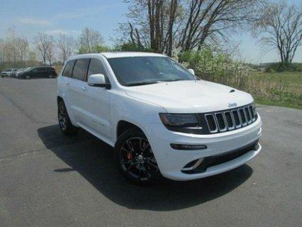 Ramadan Sales! 2014 Grand Cherokee Jeep SRT $42,000