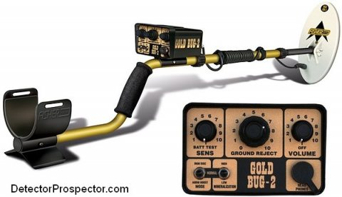Gold Detector - fisher Gold Bug II
